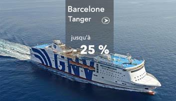 bateau barcelone